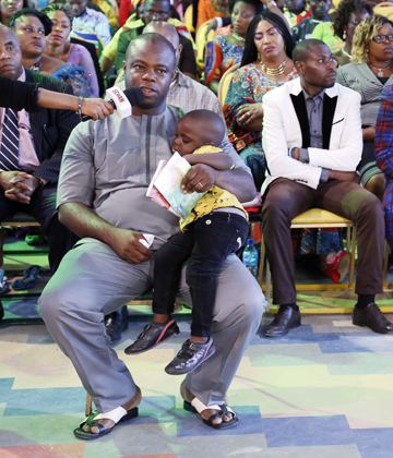 MR STEPHEN ANIGBO & SON