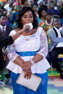 MRS HELEN NATHANIEL [HEALED OF CEASED MENSTRUATION]