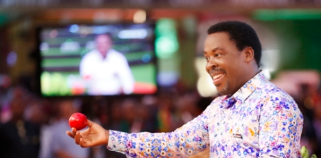 Image result for A Pastor Rears, Nourishes and Feeds His People. tb  joshua