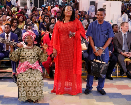 TB Joshua Fans UK News