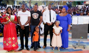 MRS LAWAL HASSAN KEHINDE & FAMILY