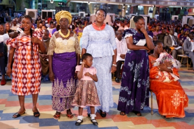 MS NKECHI UWAIFO & FAMILY (1)