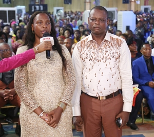 Mr & Mrs Chika Ndubuisi