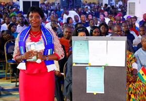Mrs Isata Bangura
